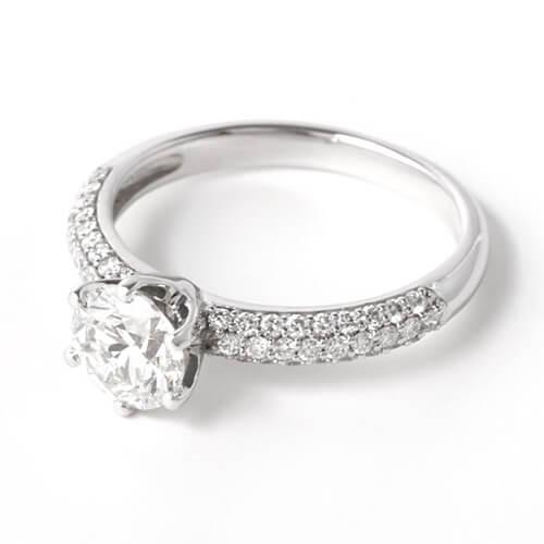 銀座・柏・直方の婚約指輪1ct Engagement Ring(1ctエンゲージリング)【枠代】_02
