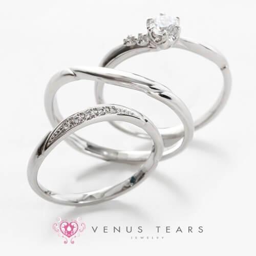 銀座・柏・直方の結婚指輪Set Ring(セットリング)_01