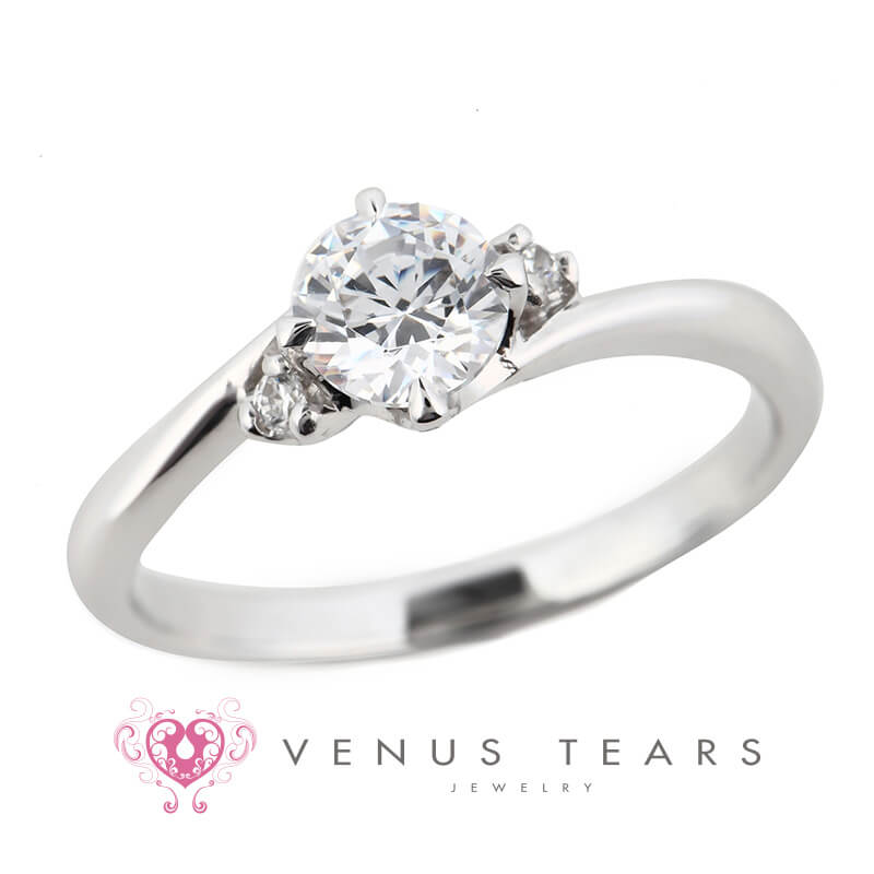 銀座・柏・直方の婚約指輪VENUS TEARS Engagement Ring(ヴィーナスティアーズ エンゲージリング)_01