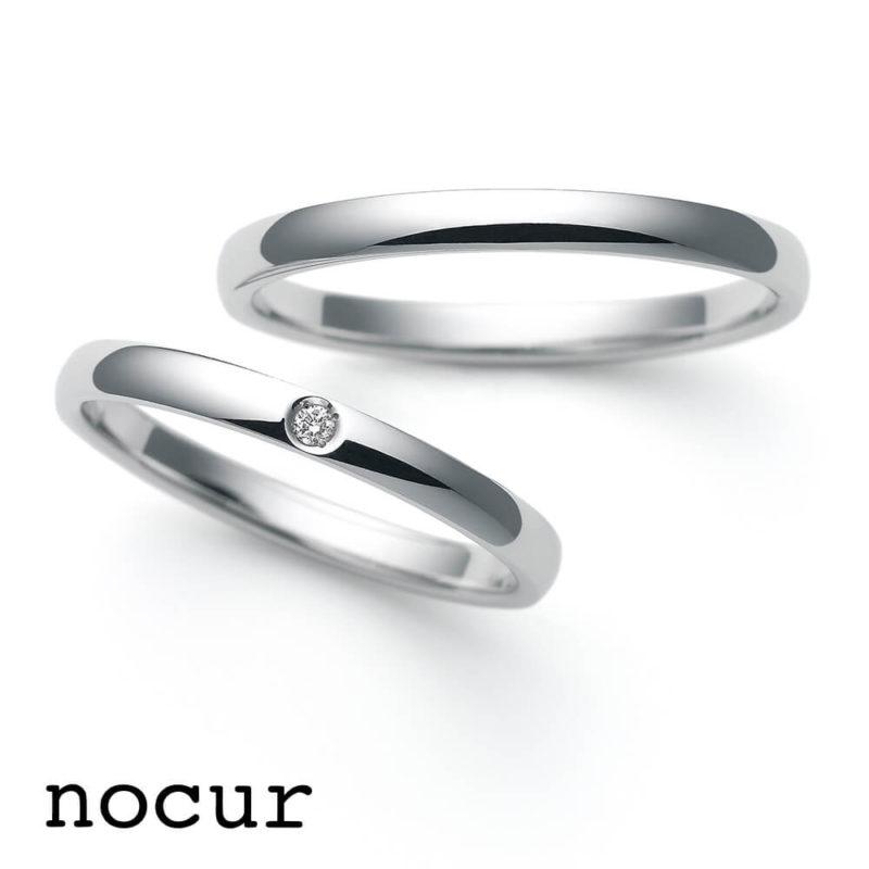 銀座・柏・直方の結婚指輪nocur(ノクル)_01
