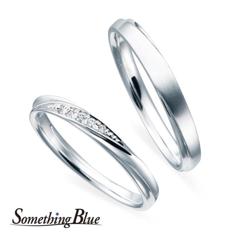 銀座・柏・直方の結婚指輪Something Blue(サムシングブルー)_01