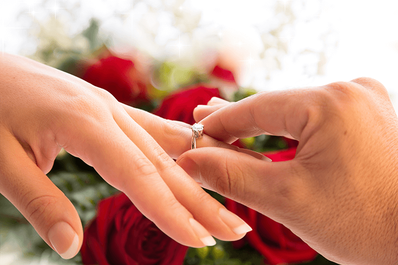 How to customize your Engagement Ring