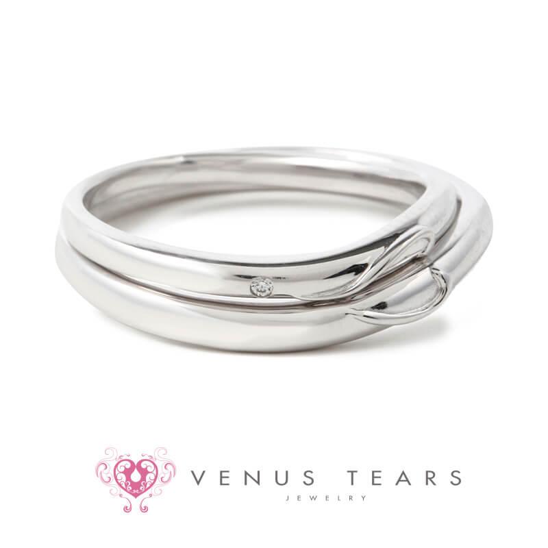 銀座・柏・直方の結婚指輪VENUS TEARS Marriage Ring(ヴィーナスティアーズ マリッジリング)_01