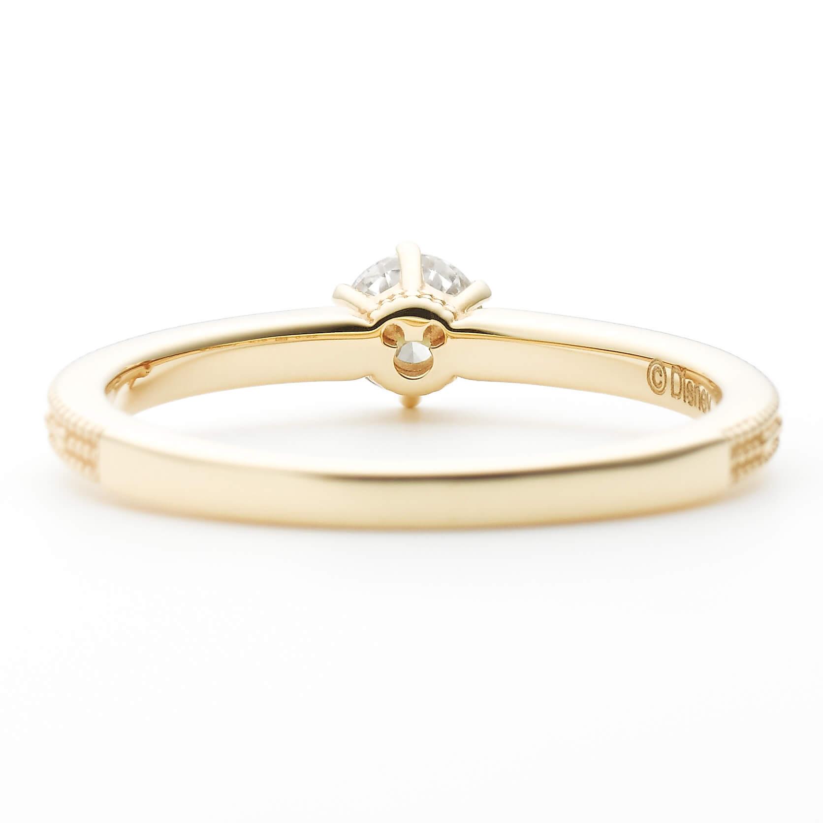 銀座・柏・直方の婚約指輪Disney STEAMBOAT WILLIE(ディズニースチームボートウィリー)_03