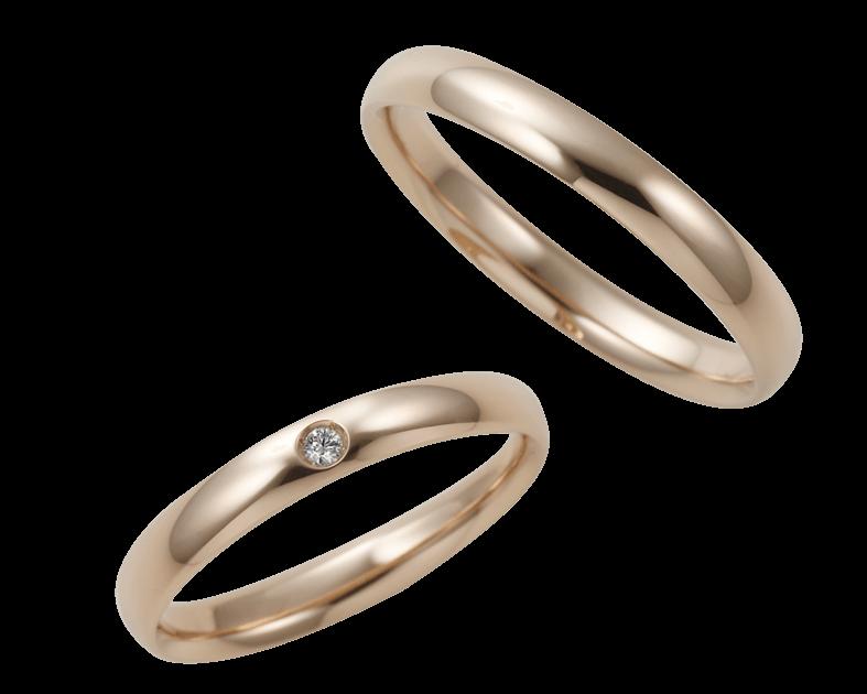 銀座・柏・直方の結婚指輪Belle Lumiere(ベルルミエール)_01