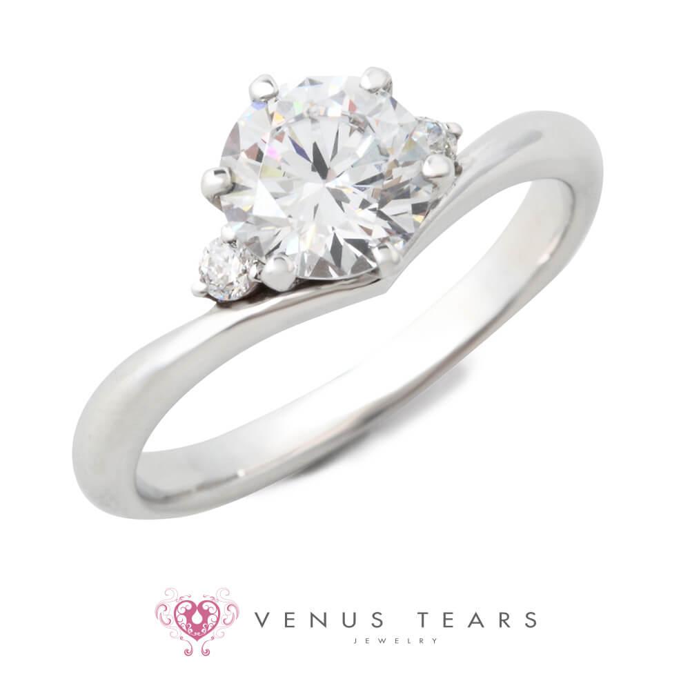 銀座・柏・直方の婚約指輪1ct Engagement Ring(1ctエンゲージリング)【枠代】_01