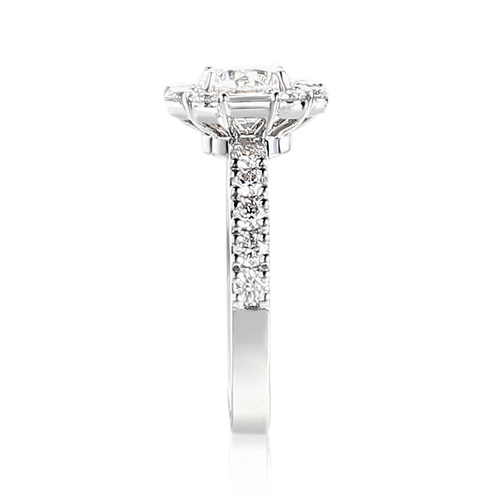 銀座・柏・直方の婚約指輪1ct Engagement Ring(1ctエンゲージリング)【枠代(中石除く)】_03