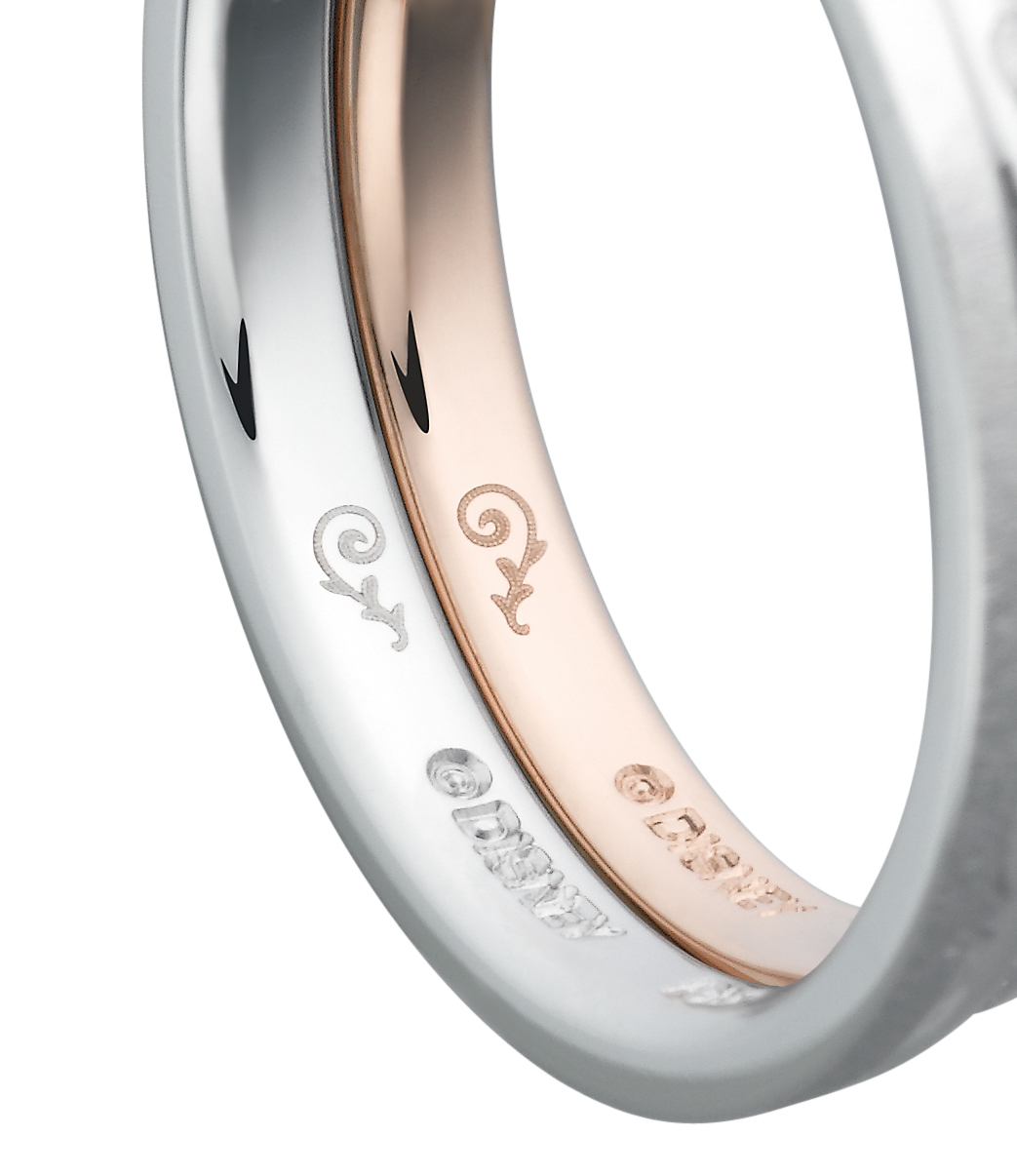 銀座・柏・直方の結婚指輪2020年モデル【新作】Disney Princess(ディズニープリンセス)_02