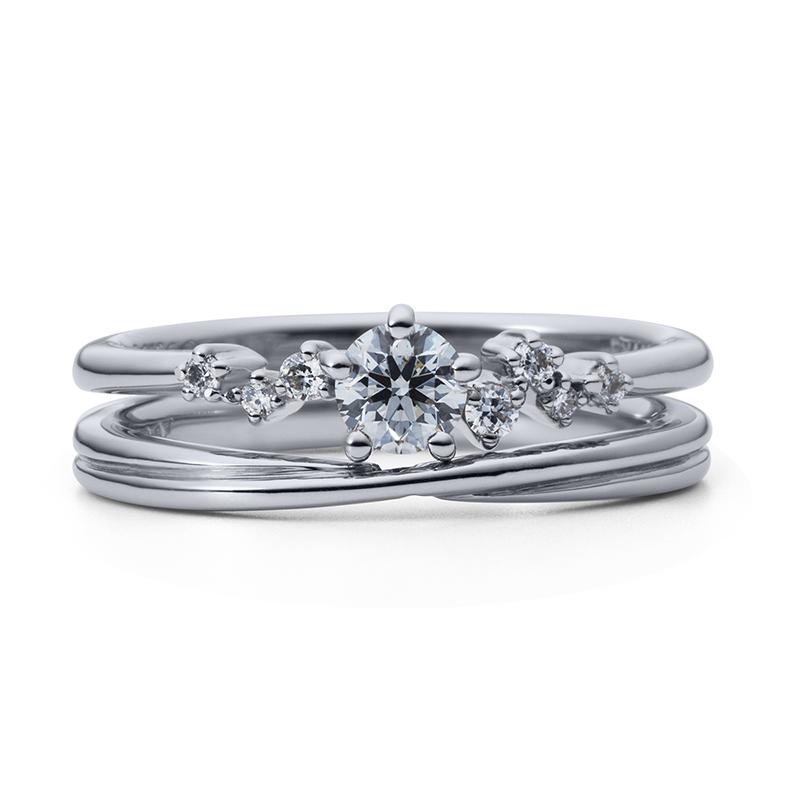 銀座・柏・直方の婚約指輪星の砂_03