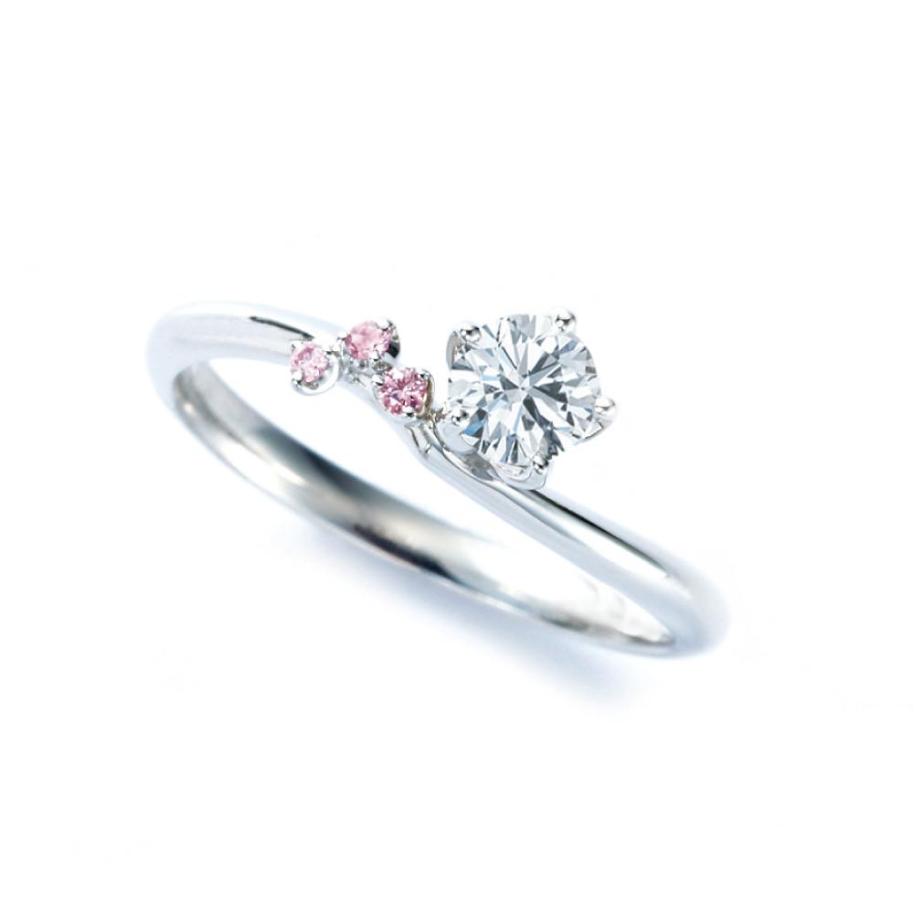 銀座・柏・直方の婚約指輪Honey Darling_01