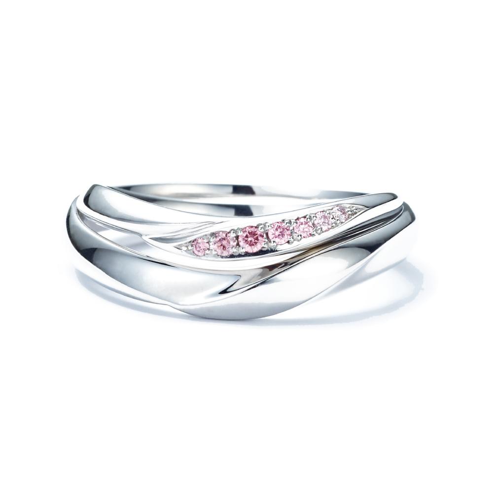 銀座・柏・直方の結婚指輪Honey Darling_01