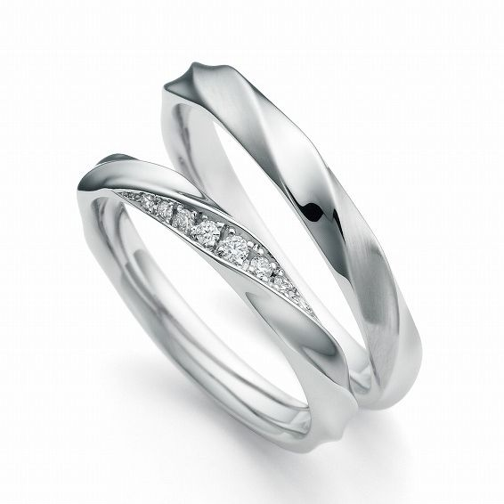 銀座・柏・直方の結婚指輪Aither(アイテール)_01
