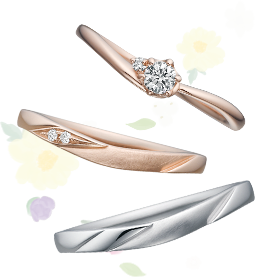 銀座・柏・直方の婚約指輪Disney Tangled(塔の上のラプンツェル)_03
